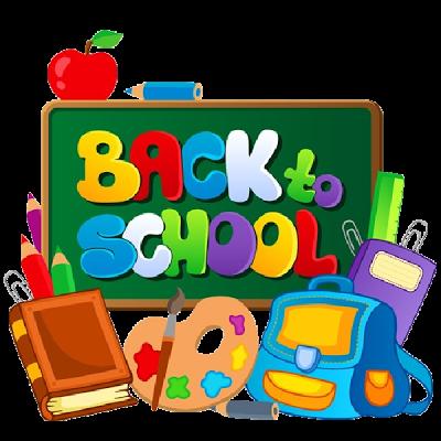 Back to school kindergarten. The belmont
